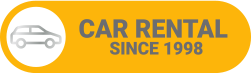 Car rental since 1998